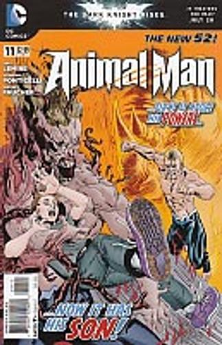 Animal Man # 11