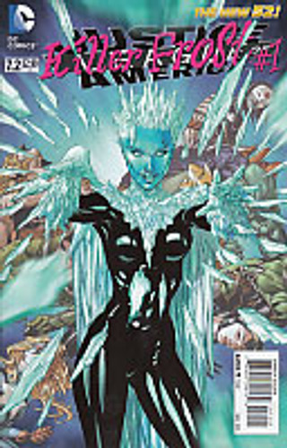 Justice League of America: Killer Frost #1 - Issue Vol 2. # 7.2