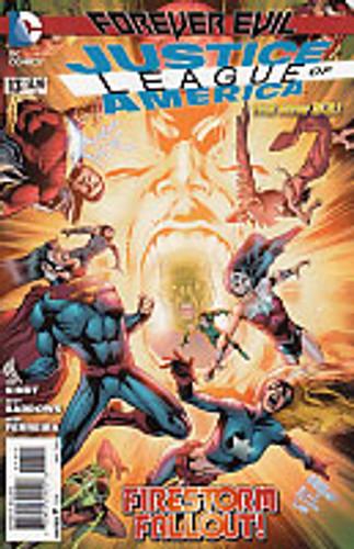Justice League of America Vol 2. # 13