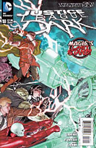 Justice League: Dark # 18