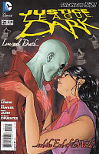 Justice League: Dark # 21