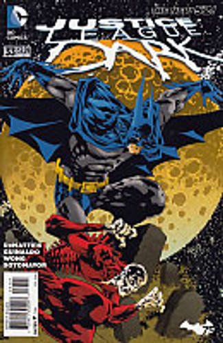 Justice League: Dark # 33b Limited Variant