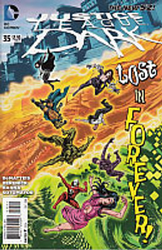 Justice League: Dark # 35