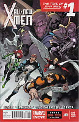All New X-Men # 22