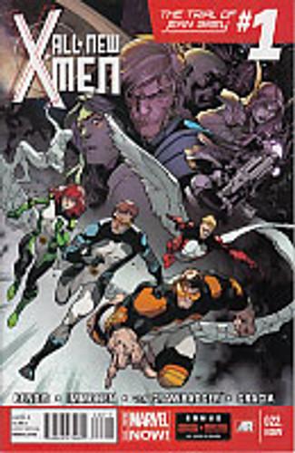 All New X-Men # 22