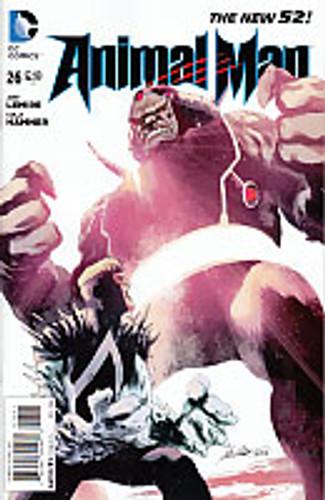 Animal Man # 26