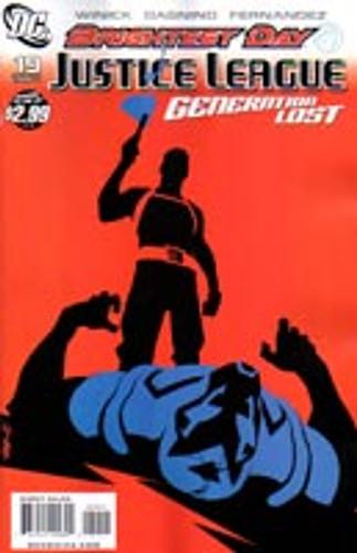 Justice League: Generation Lost # 19