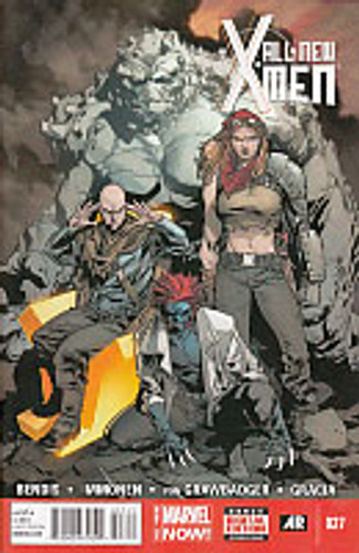 All New X-Men # 27