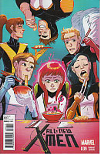 All New X-Men # 39b limited variant