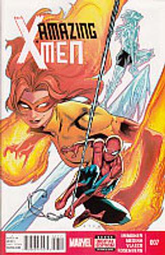 Amazing X-Men # 7