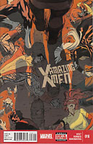 Amazing X-Men # 16