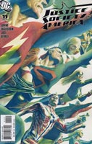 Justice Society of America # 11