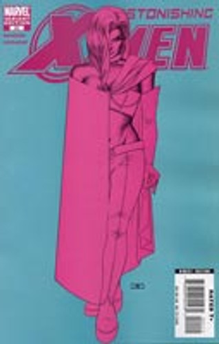 Astonishing X-Men # 21b limited variant