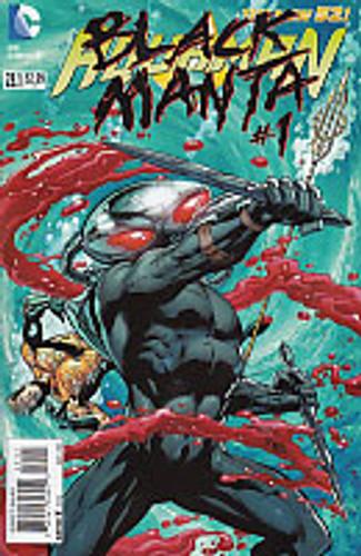 Aquaman # 23.1 (3D)