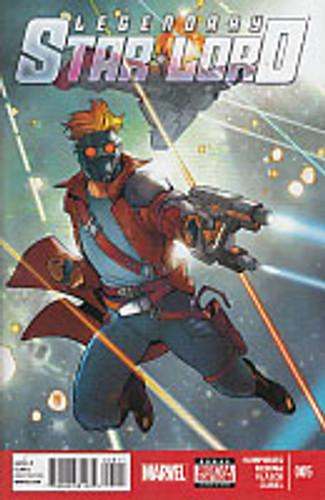 Legendary Star Lord # 005