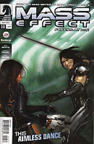 Mass Effect: Foundation # 13