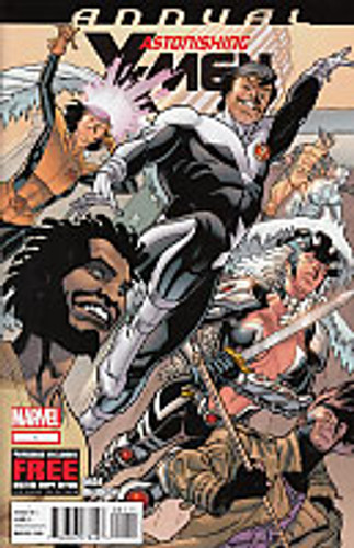 Astonishing X-Men Annual # 1