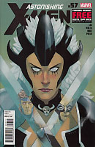Astonishing X-Men # 57