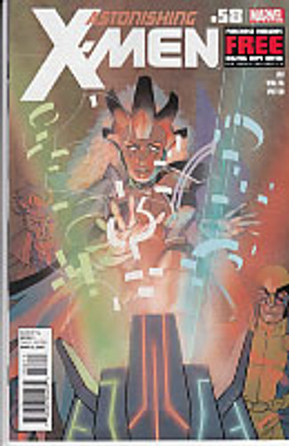 Astonishing X-Men # 58