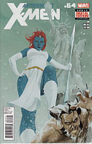 Astonishing X-Men # 64