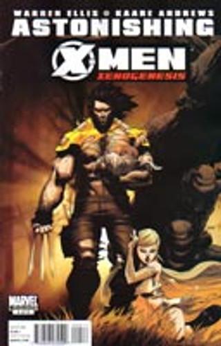 Astonishing X-Men: Xenogenesis # 4 (of 5)