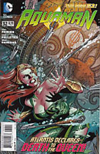 Aquaman # 32