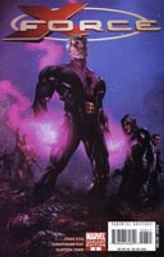 X-Force vol 1 # 6b limited variant