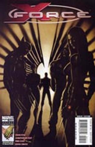 X-Force vol 1 # 7