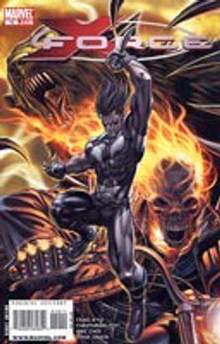 X-Force vol 1 # 10a