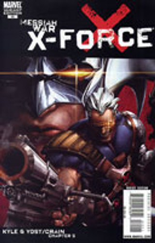 X-Force vol 1 # 15b limited variant