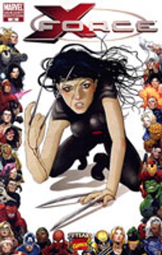 X-Force vol 1 # 18b limited variant