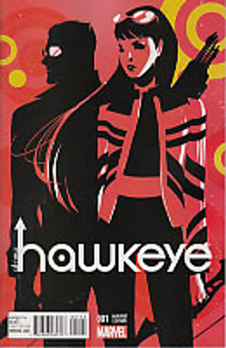 All-New Hawkeye # 001d Limited Variant