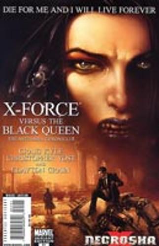 X-Force vol 1 # 21b limited variant