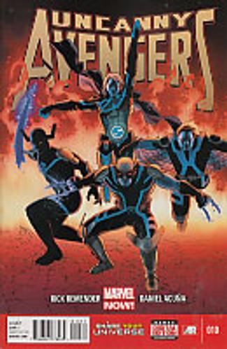 Uncanny Avengers vol 1 # 10