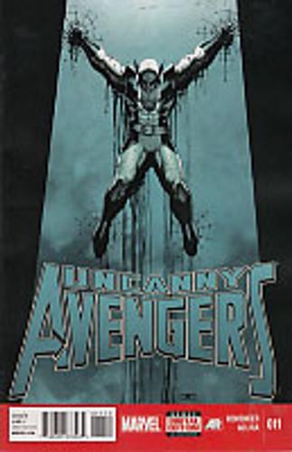 Uncanny Avengers vol 1 # 11