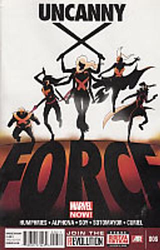 Uncanny X-Force vol 2 # 6