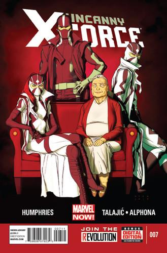 Uncanny X-Force vol 2 # 7