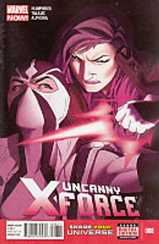 Uncanny X-Force vol 2 # 8