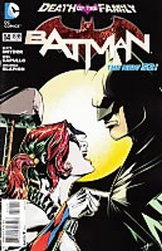Batman # 14b limited variant