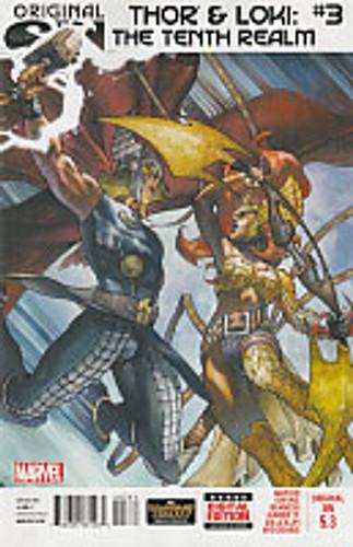 Original Sin: Thor & Loki: The Tenth Realm #3 - Issue #5.3