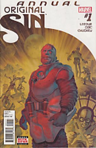 Original Sin: Annual #1