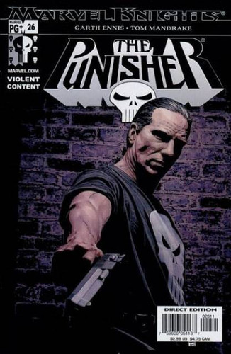 The Punisher: Marvel Knights # 26