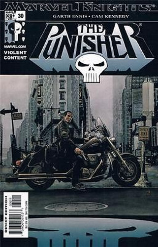 The Punisher: Marvel Knights # 30