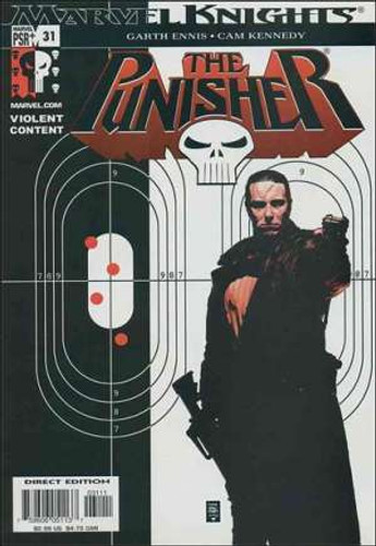 The Punisher: Marvel Knights # 31