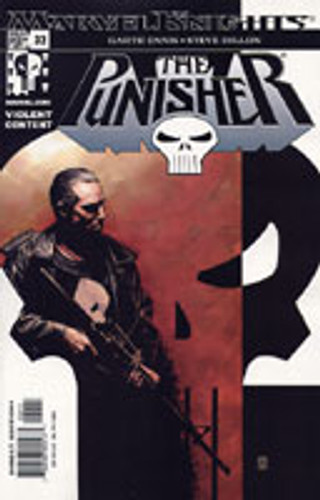 The Punisher: Marvel Knights # 32