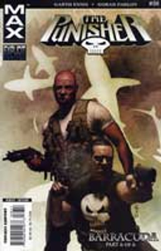 The Punisher: Vol 5. # 36