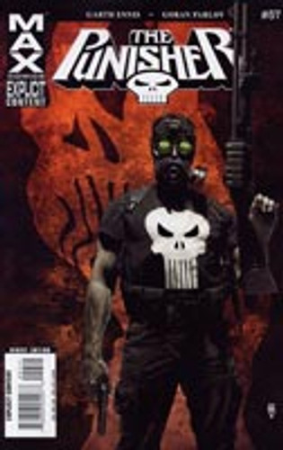 The Punisher: Vol 5. # 57