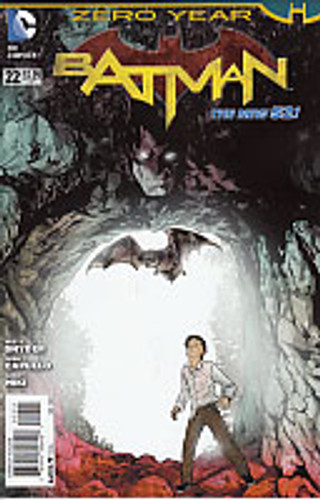 Batman # 22b limited variant