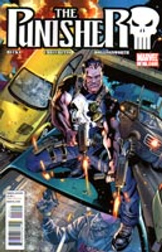 The Punisher Vol 6. # 2
