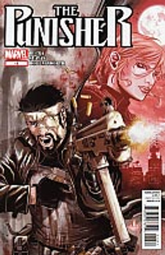 The Punisher Vol 6. # 13